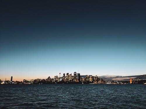 Δωρεάν στοκ φωτογραφιών με Αυστραλία, γέφυρα του λονδίνου, γραμμή ορίζοντα, θάλασσα