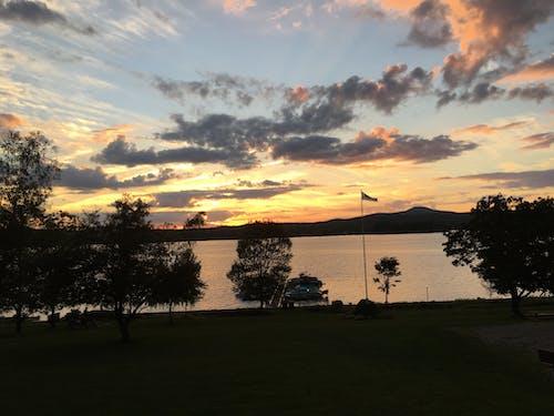 Free stock photo of Memphemagog lake