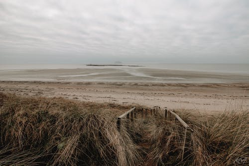 Free stock photo of beach, coast, scotland