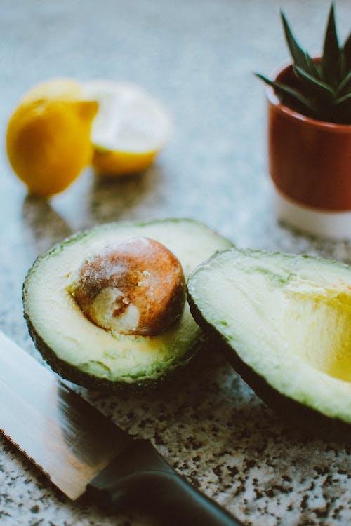 Avokado, Gıda, lezzetli, meyve içeren Ücretsiz stok fotoğraf