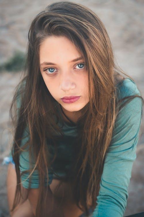 Základová fotografie zdarma na téma brunetka, hezký, krása, krásný