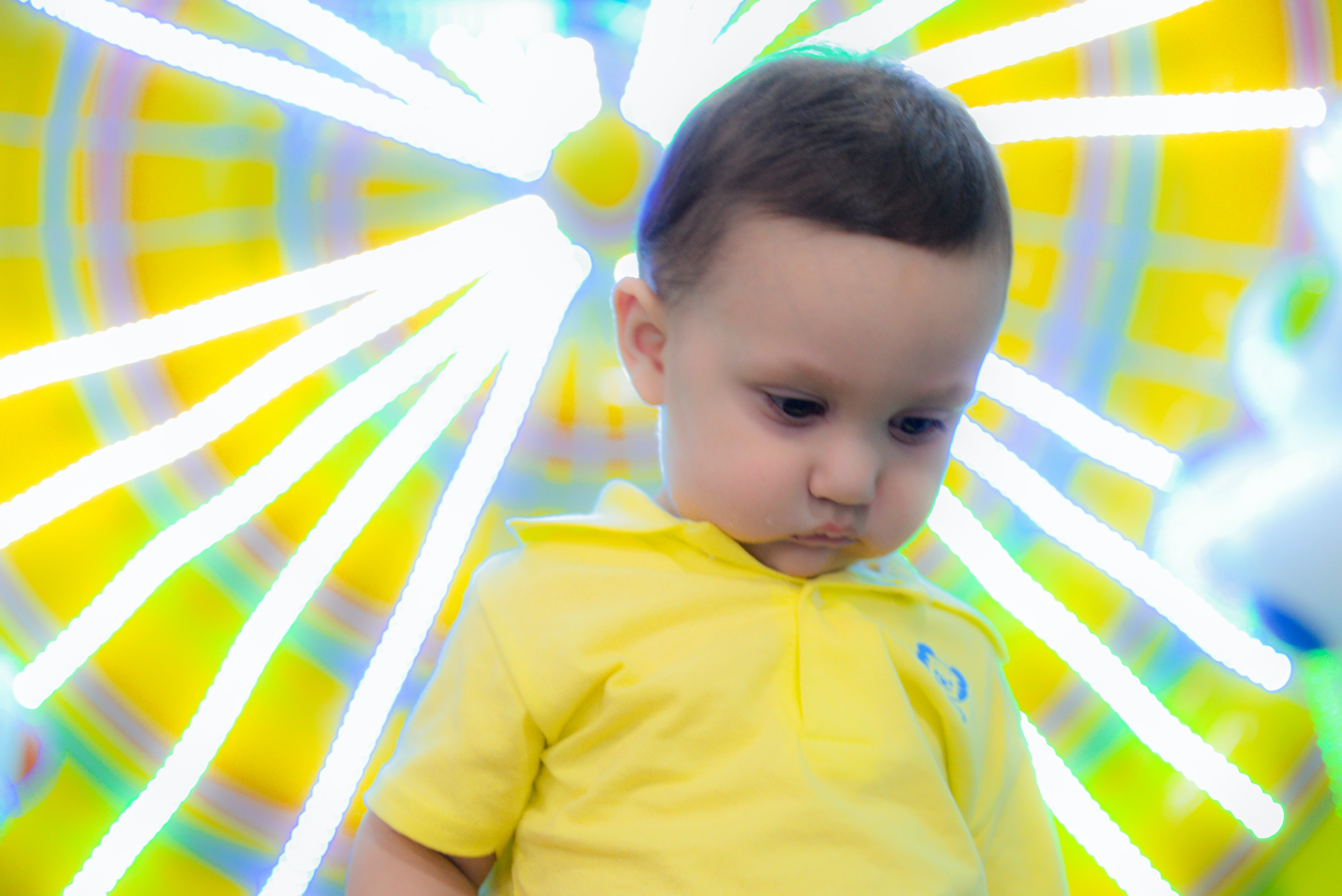 Free stock photo of baby, child, light, ligths