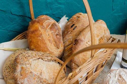 Photo of Breads In Basket