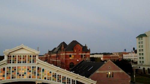 Photos gratuites de centre-ville, gare, horizon, quartier du centre-ville