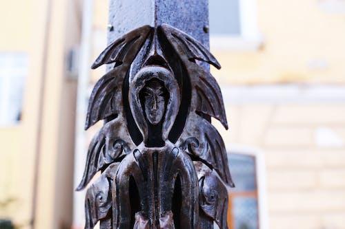 Бесплатное стоковое фото с металл, статуя, улица