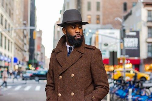 人, 大衣, 時尚, 時髦的 的 免费素材照片