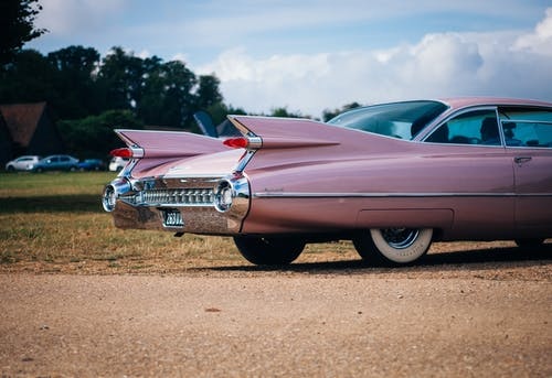 Pink Coupe