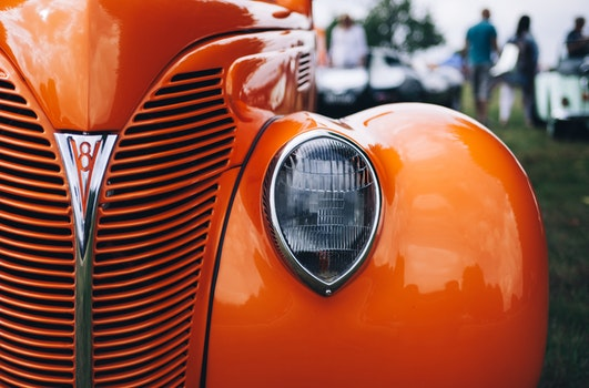 Free stock photo of car, vehicle, vintage, blur