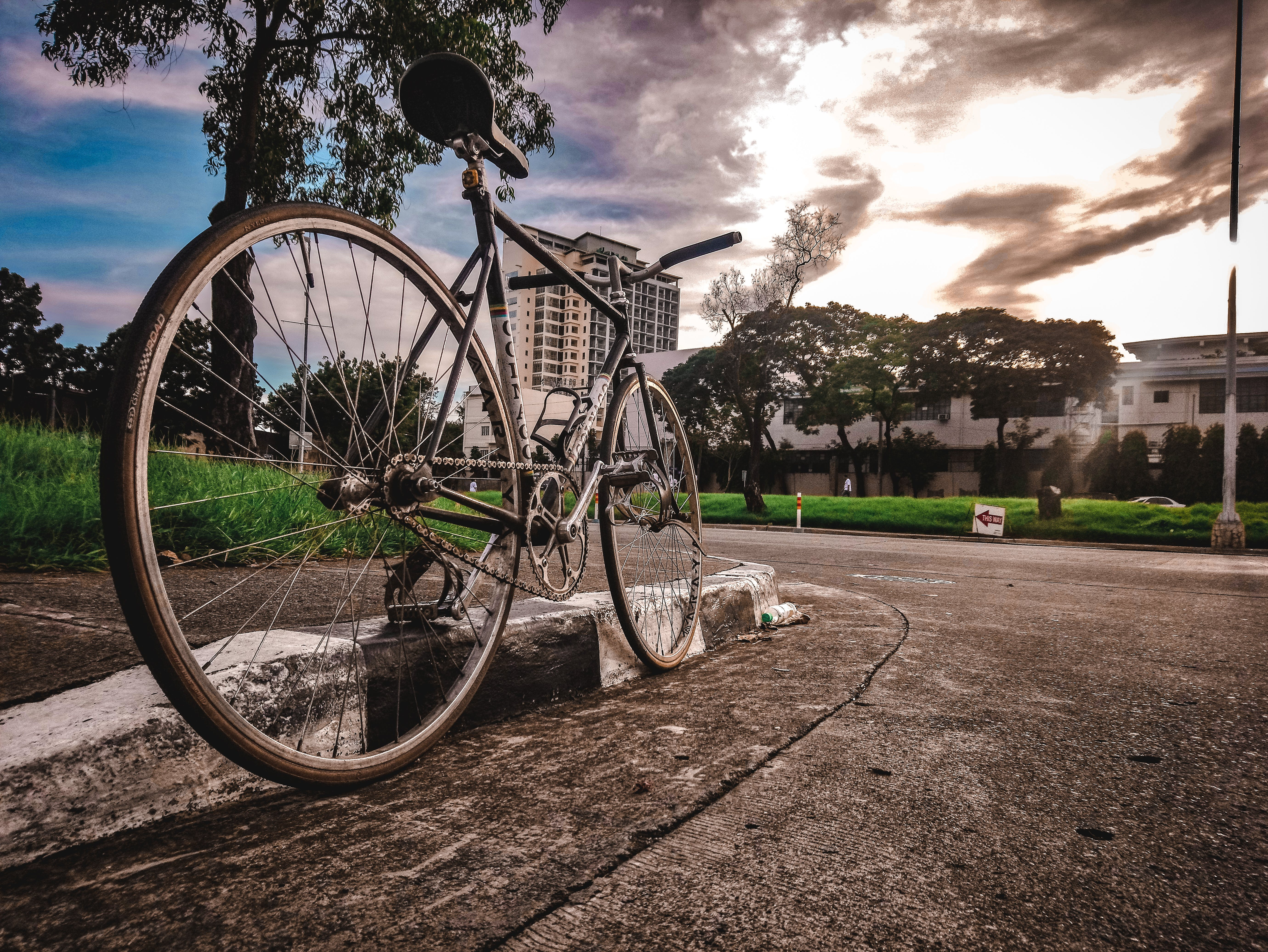 chilling, fixed gear, rides