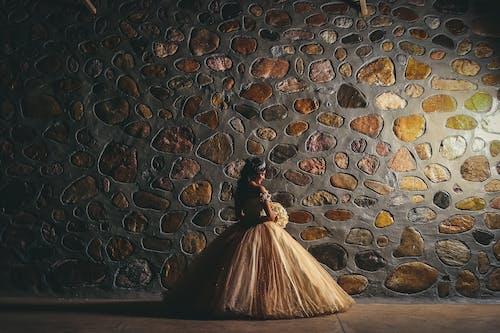 holidng, 女人, 婚禮, 婚禮花束 的 免費圖庫相片