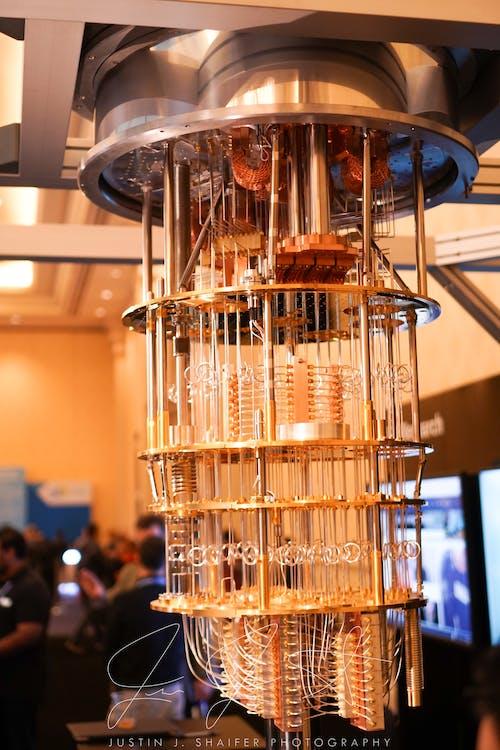 Kostnadsfri bild av ces, ces 2018, kvant, kvantdator
