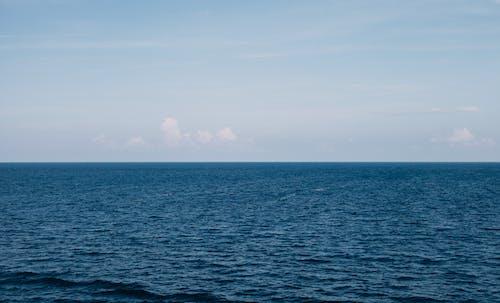 シースケープ, のどか, ビーチ, 地平線の無料の写真素材