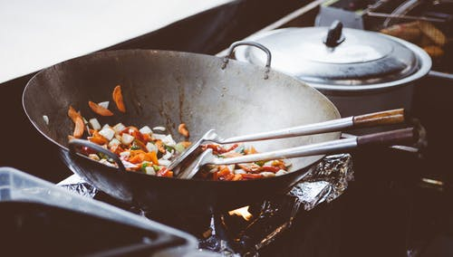 Kostnadsfri bild av flamma, grönsaker, het, kök
