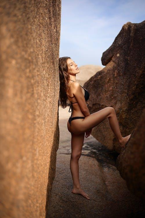 Безкоштовне стокове фото на тему «Бікіні, жінка, купальник, модель»