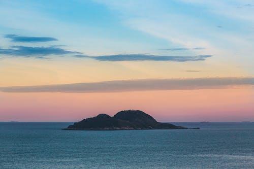 日, 海, 終わり, 色の無料の写真素材