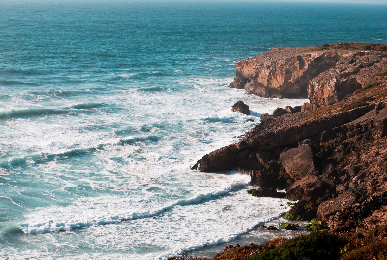 Imagine de stoc gratuită din coastă, face cu mâna, mare, natură