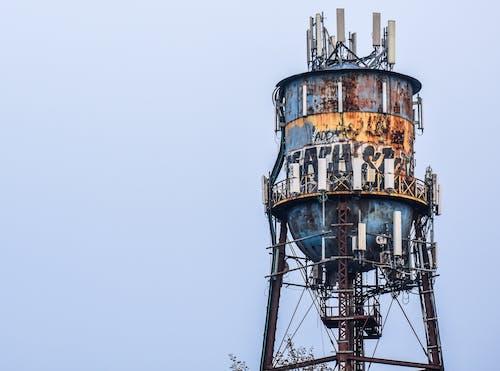 Free stock photo of graffiti, Philadelphia, philly, tower