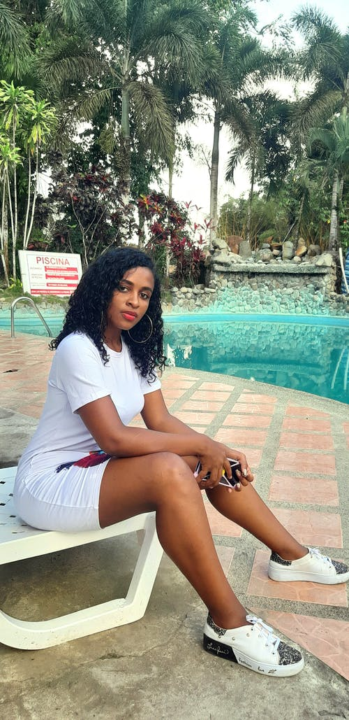 Free stock photo of afro, afro dress, beautiful, black