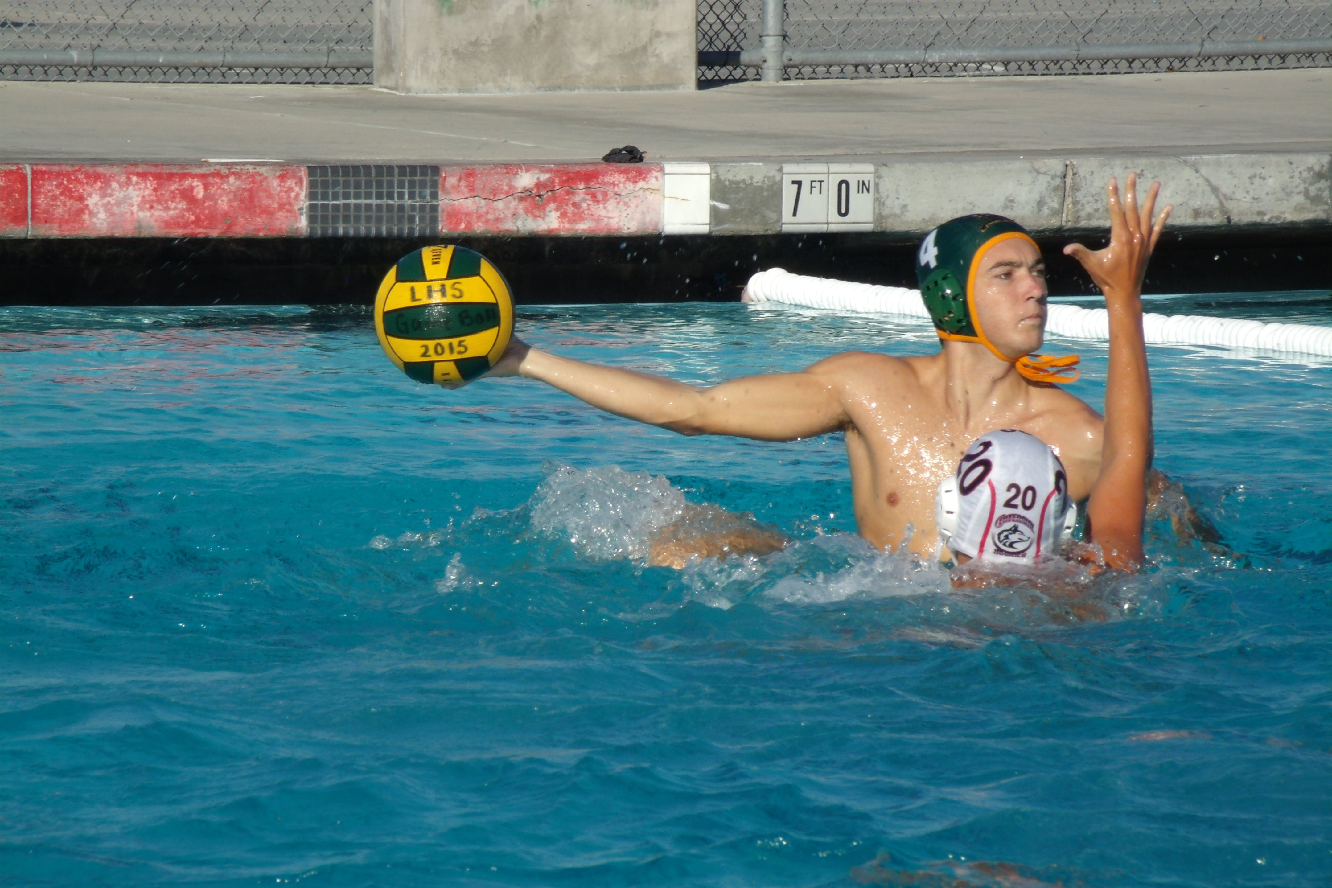 Free stock photo of water polo