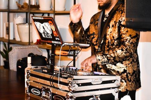 Free stock photo of black dj, dance, disc jockey, dj