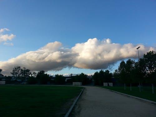 Photos gratuites de nuages, nuages bas