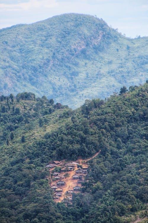 Imagine de stoc gratuită din bandarban, casa de munte, casa dealurilor, casa plutitoare