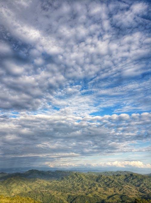 Imagine de stoc gratuită din bumbac, cer, frumusețe în natură, keokradong