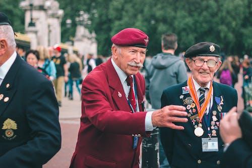 Kostenloses Stock Foto zu alte person, england, krieg, london