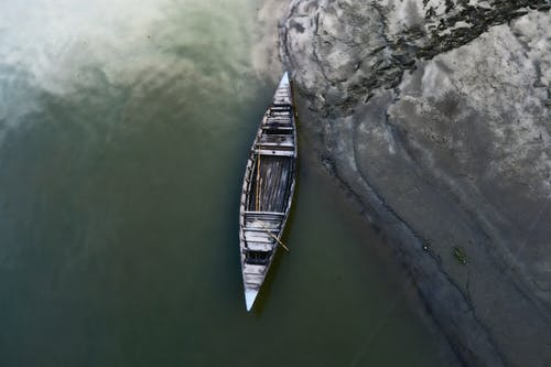 High Angle Photo Of Boat