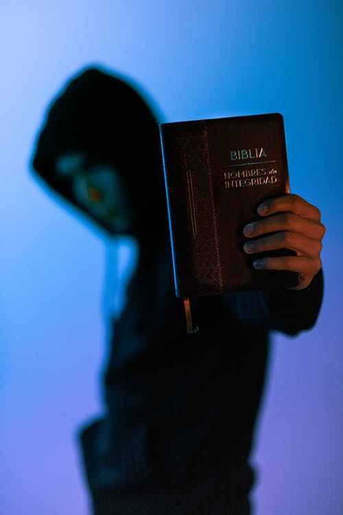Бесплатное стоковое фото с Библия, в помещении, Взрослый, доступ