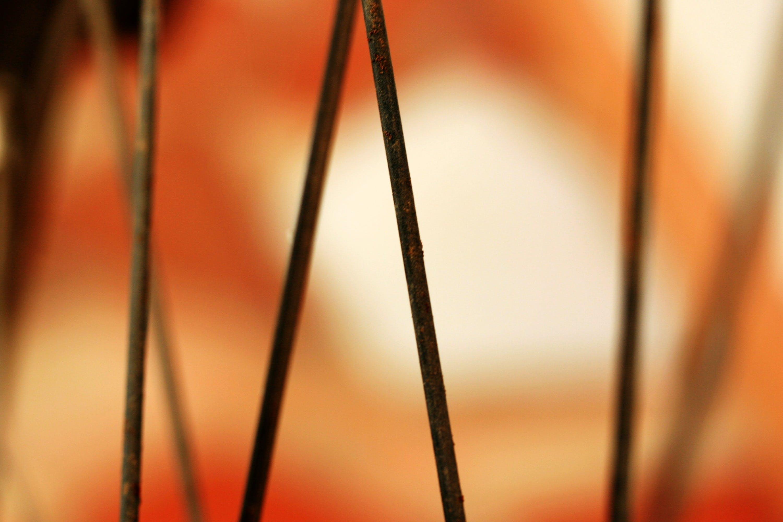 bike, detail, lines