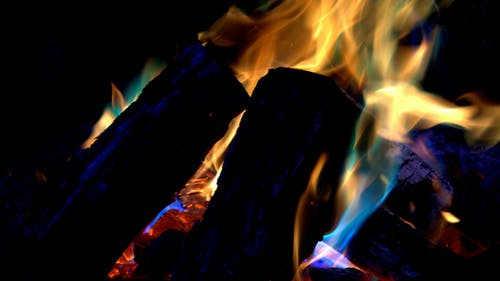 Free stock photo of bonfire, mysticflame