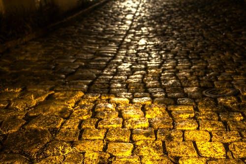 Immagine gratuita di ã-modifica tag alleyway, ciottolo, richmond, scuro