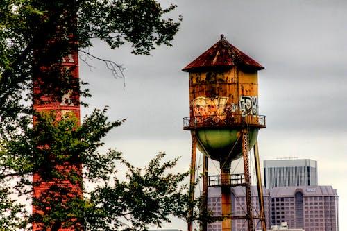 Immagine gratuita di città, graffiti, richmond, ruggine
