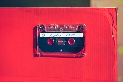 Kostenloses Stock Foto zu audio, audio-mixer, band, bänder