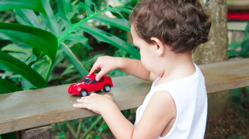 Free stock photo of baby, car, car model, child