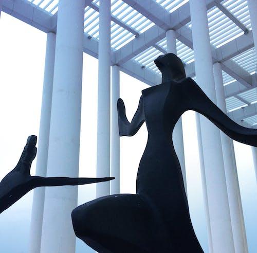 Free stock photo of black, blue, dance