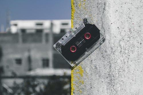 Бесплатное стоковое фото с Антикварный, аудио, бетон, городской
