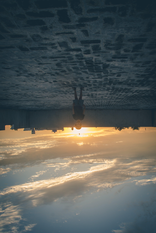 Kostenloses Stock Foto zu adobe photoshop, desktop-hintergrund, hintergrund, kopfüber