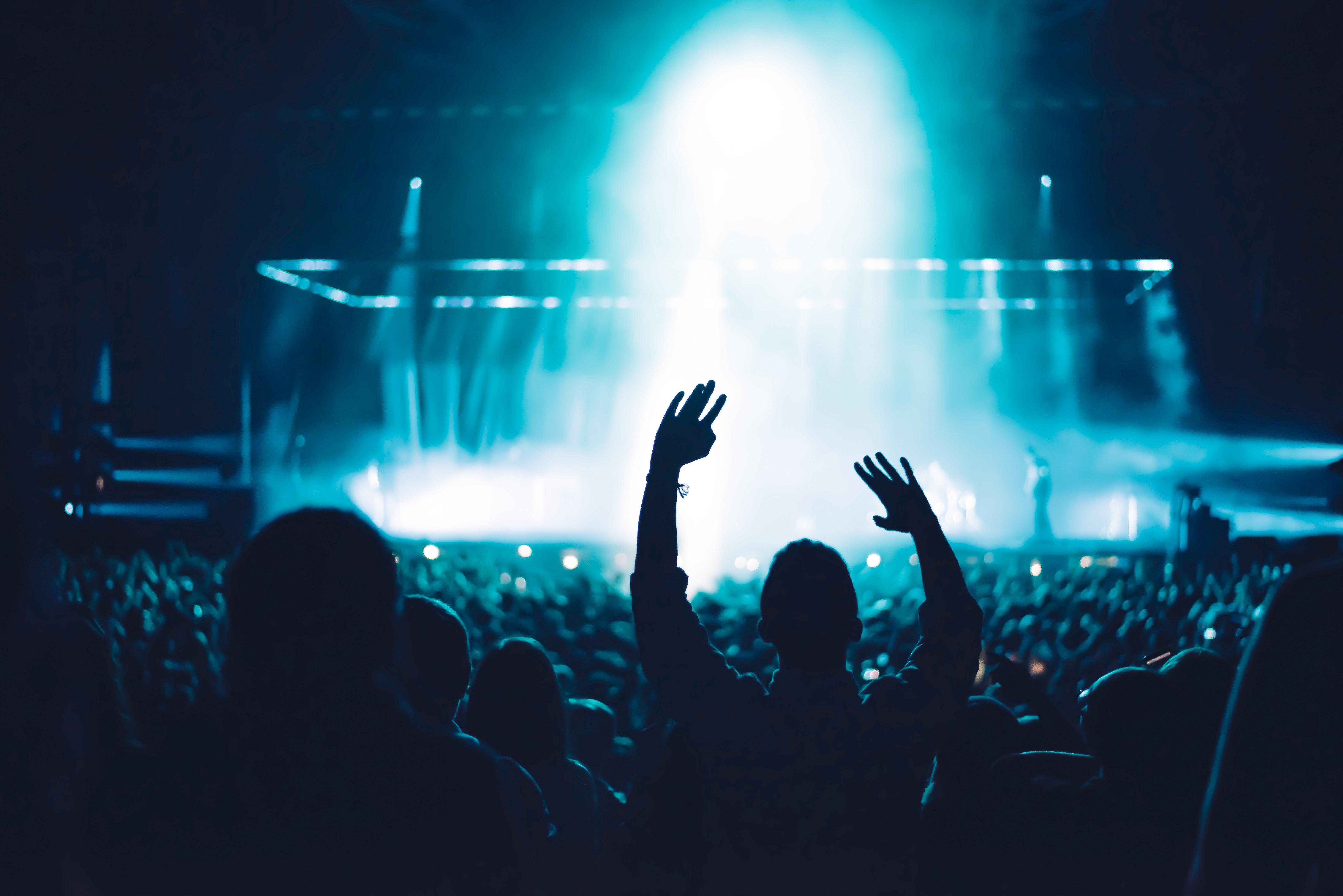 Edm イベント コンサートの無料の写真素材