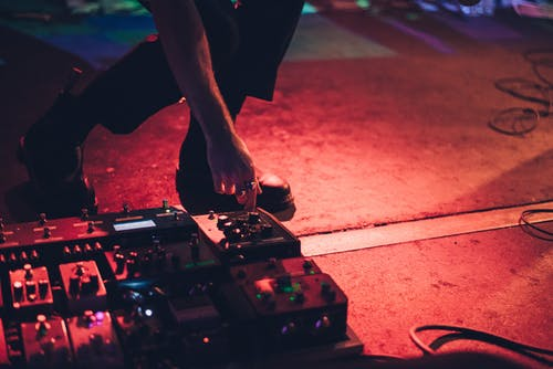 Free stock photo of concert, guitar, live music, music
