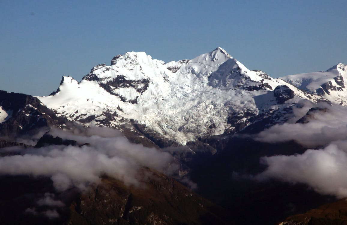 avontuur, beklimmen, berg