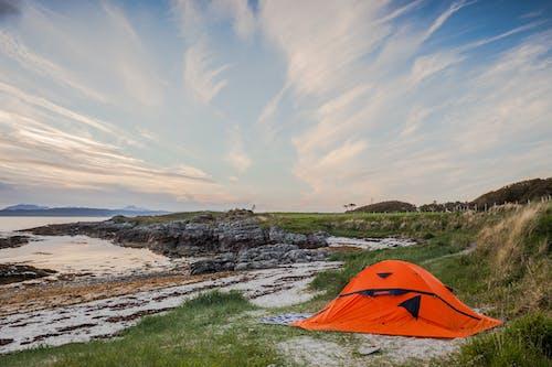 Gratis stockfoto met avond, camping, dageraad, daglicht