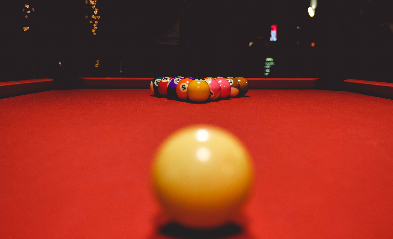 Kostenloses Stock Foto zu bal, bälle, billard, billardkugeln