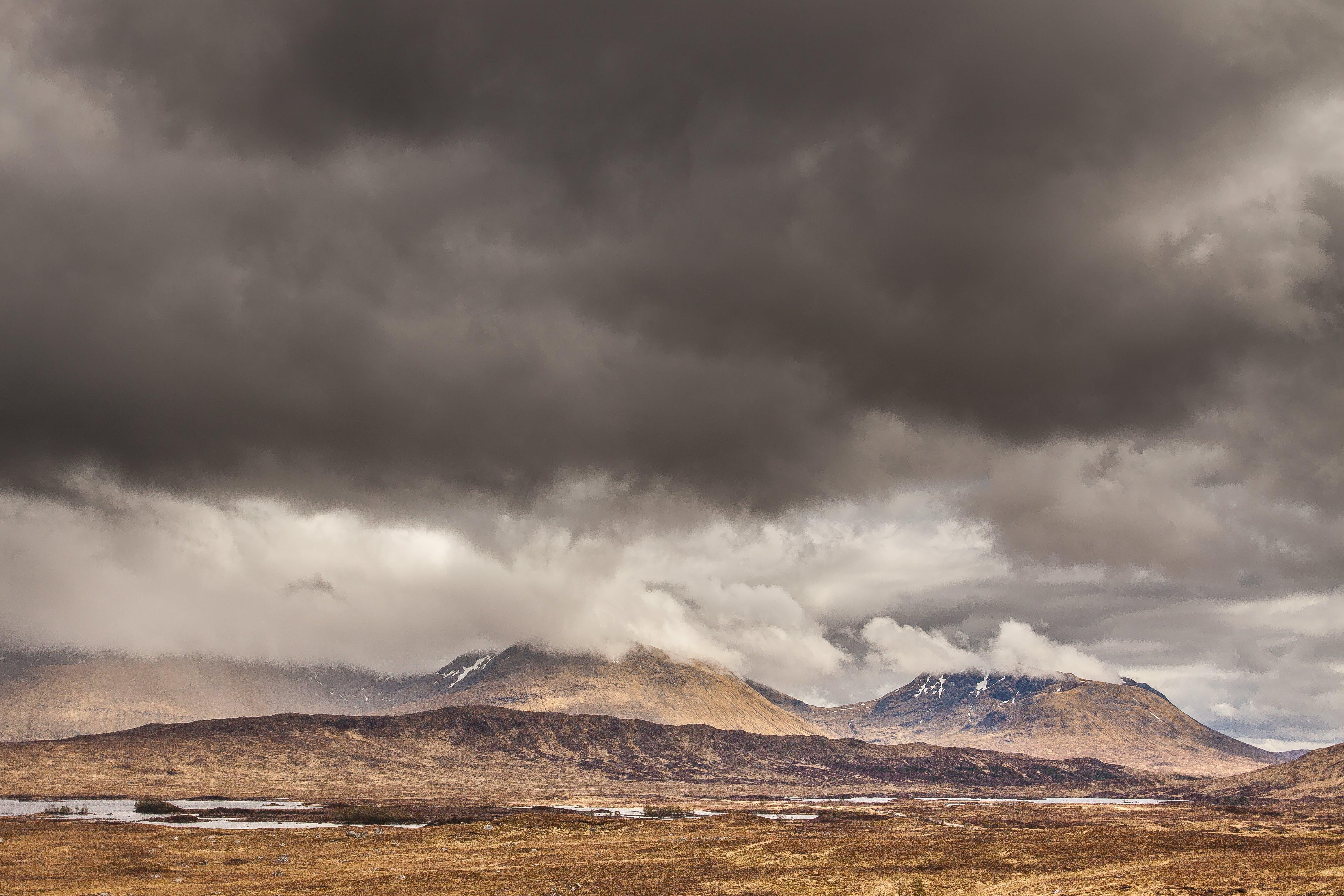 Free stock photo of highlands, mountains, scotland