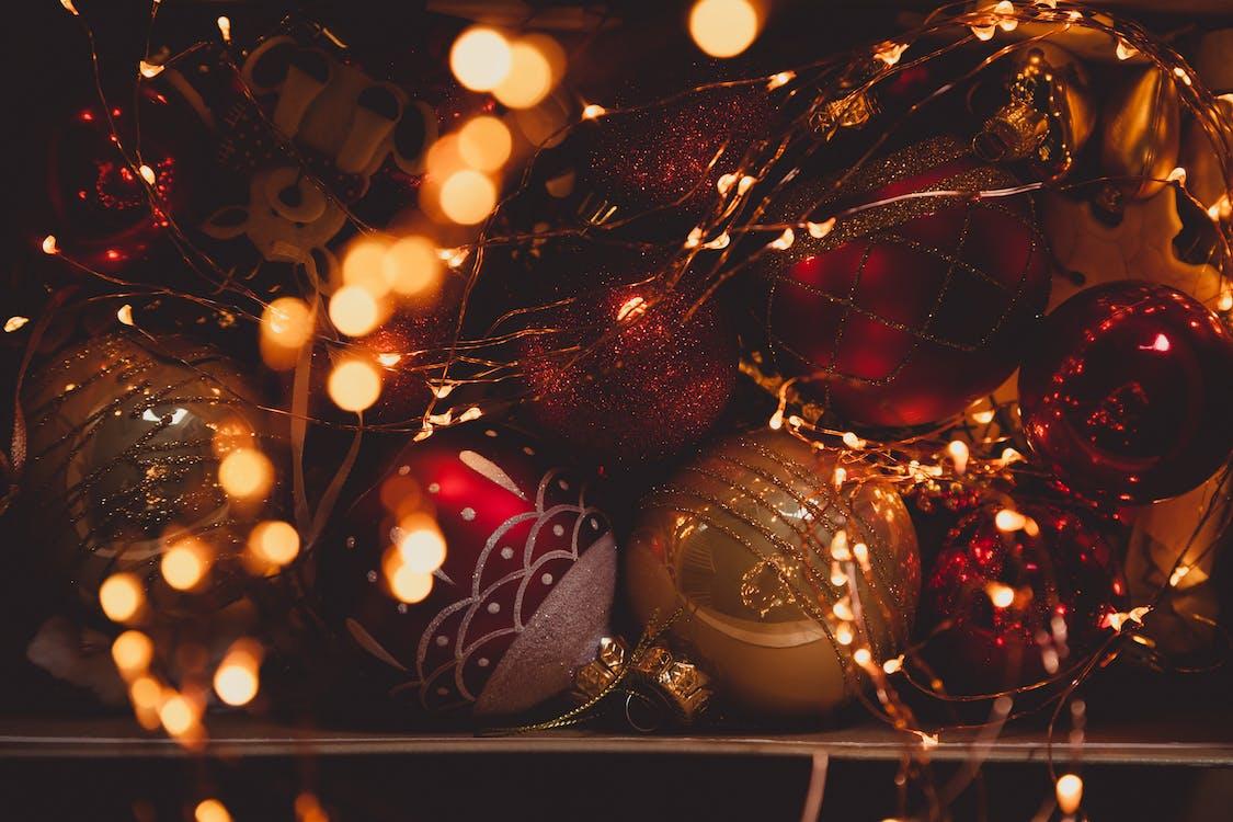 buon natale, celebrazione, decorazione natalizia