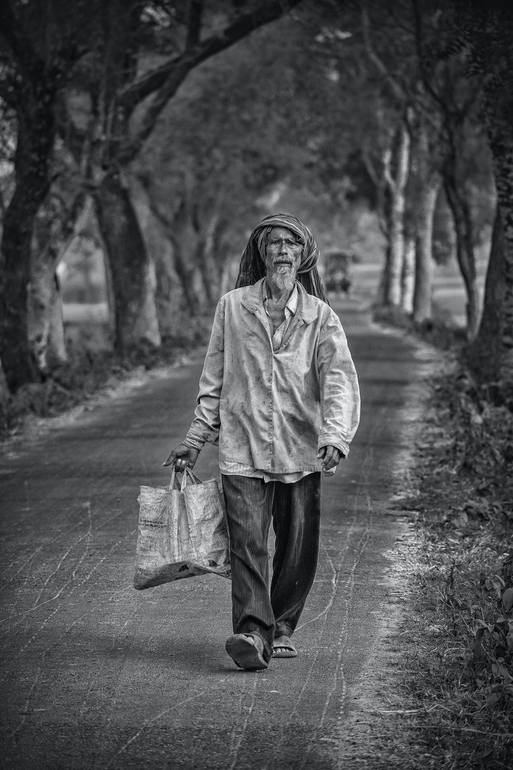 Free stock photo of aged, bangladeshi, beard, black