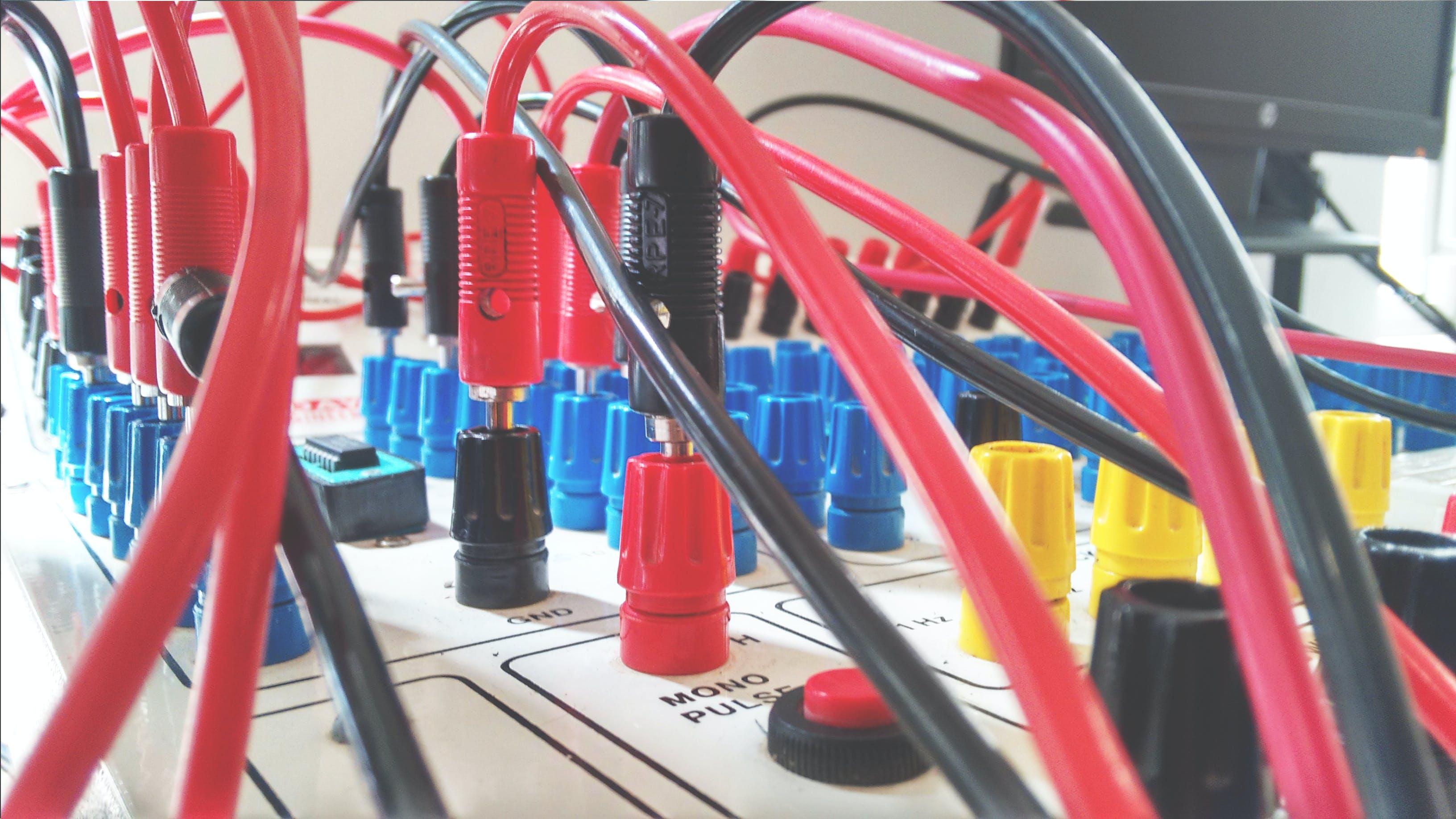 Free stock photo of circuit, circuit board, college, electronic