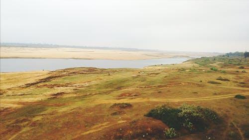 คลังภาพถ่ายฟรี ของ ชายหาด, ชายหาดยามเช้า, ทะเล, ทะเลยามเช้า