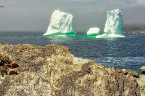 Základová fotografie zdarma na téma icberg, kámen, led, newfoundland